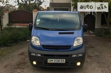 Opel Vivaro груз.-пасс. 2004 в Бердичеве