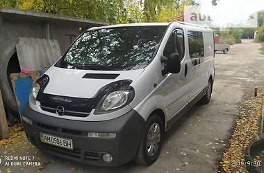 Opel Vivaro груз.-пасс. 2004 в Крыжополе