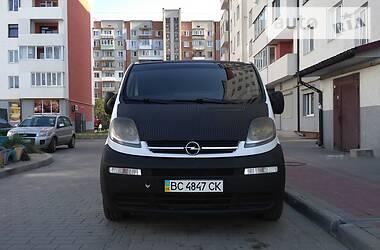 Opel Vivaro груз.-пасс. 2004 в Червонограде