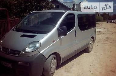 Opel Vivaro груз. 2003 в Львове