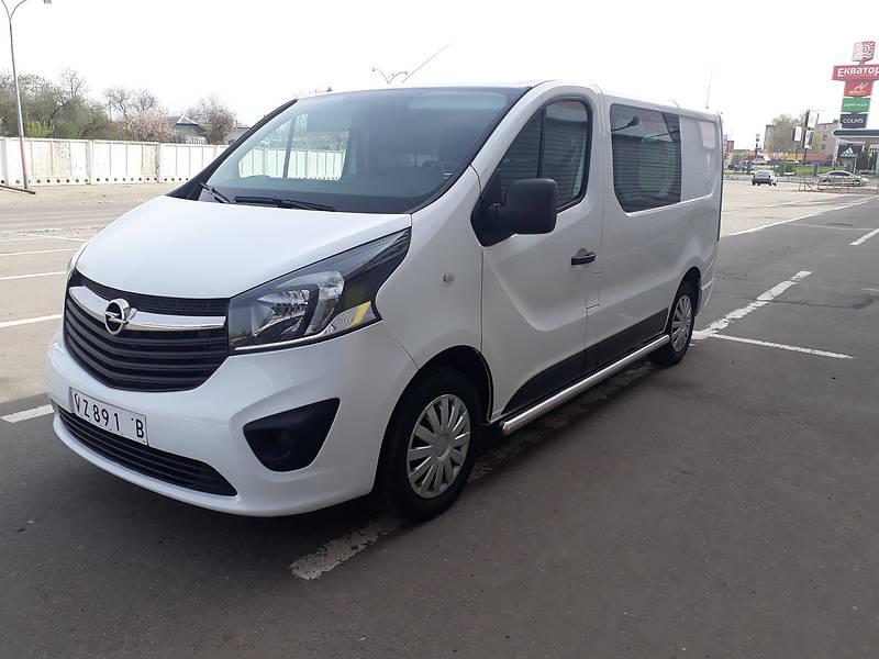 Opel Vivaro груз. 2015 в Полтаве