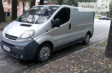 Opel Vivaro груз. 2006 в Полтаве