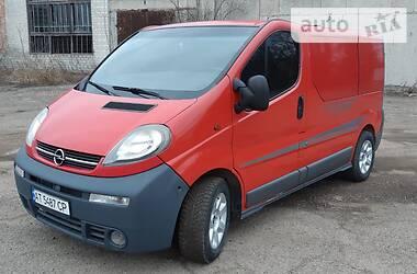 Opel Vivaro груз. 2005 в Коломые