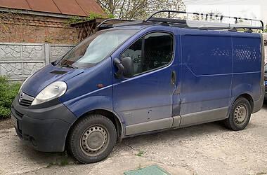 Opel Vivaro груз. 2008 в Полтаве