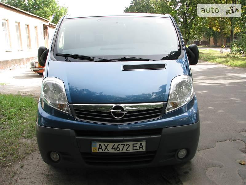 Opel Vivaro пасс. 2007 в Краснограде