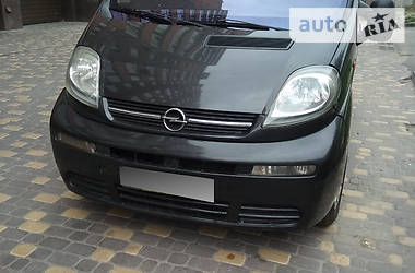 Opel Vivaro пасс. 2003 в Виннице