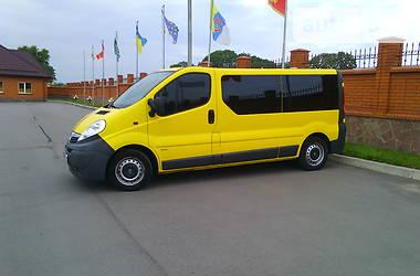 Opel Vivaro пасс. 2009 в Ирпене