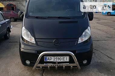 Opel Vivaro пасс. 2007 в Бердянске