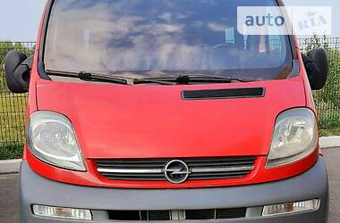 Opel Vivaro пасс. 2006 в Киеве