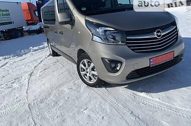 Opel Vivaro пасс. 2015 в Бродах