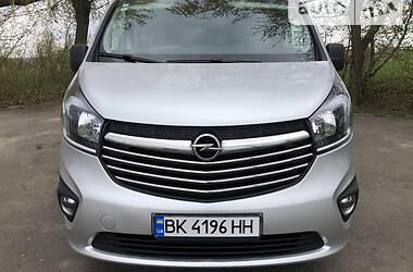 Opel Vivaro пасс. 2017 в Дубно