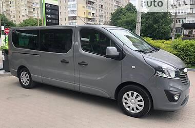 Легковой фургон (до 1,5 т) Opel Vivaro пасс. 2018 в Луцке