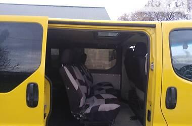 Мінівен Opel Vivaro пасс. 2006 в Заліщиках