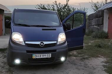 Інший Opel Vivaro пасс. 2007 в Білгороді-Дністровському