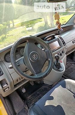 Легковий фургон (до 1,5т) Opel Vivaro пасс. 2006 в Рівному