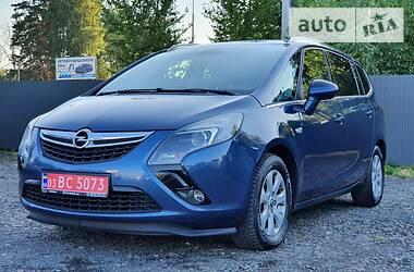 Минивэн Opel Zafira Tourer 2015 в Ковеле