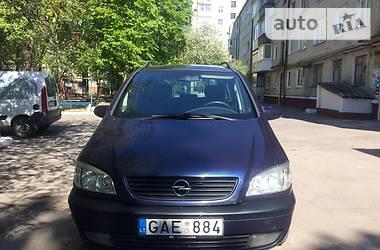 Opel Zafira 2001 в Ровно