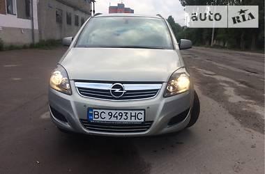 Opel Zafira 2011 в Львове