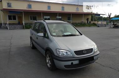 Opel Zafira 2001 в Полтаве