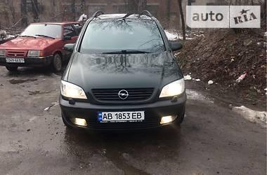 Opel Zafira 2000 в Немирове