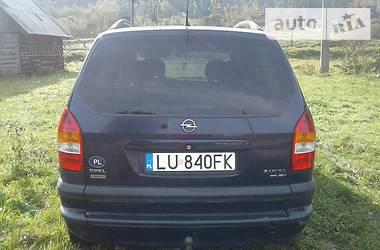 Opel Zafira 2001 в Яремче
