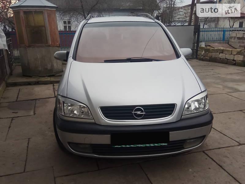 Opel Zafira 2000 в Теребовле