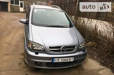 Opel Zafira 2004 в Черновцах