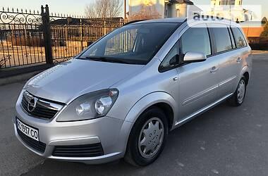 Opel Zafira 2006 в Владимир-Волынском