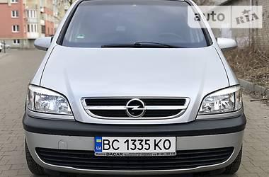 Opel Zafira 2004 в Львове