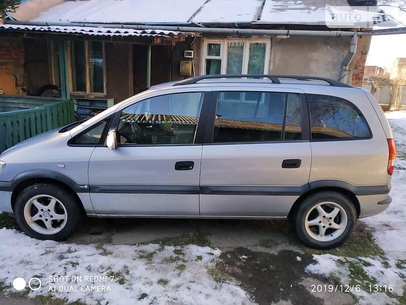 Мінівен Opel Zafira 1999 в Львові