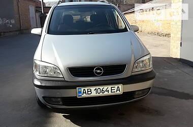 Opel Zafira 2002 в Жмеринке