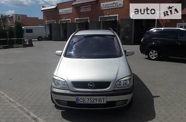 Opel Zafira 2000 в Черновцах
