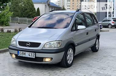 Opel Zafira 2002 в Львові