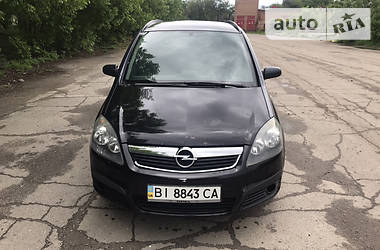 Opel Zafira 2007 в Полтаве