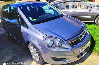 Opel Zafira 2010 в Ивано-Франковске