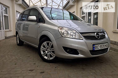 Opel Zafira 2009 в Стрые