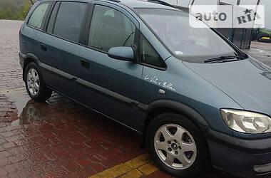 Opel Zafira 2000 в Тернополе