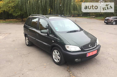 Opel Zafira 2002 в Луцке