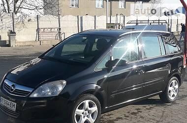 Opel Zafira 2008 в Ивано-Франковске
