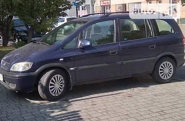 Минивэн Opel Zafira 2000 в Ужгороде