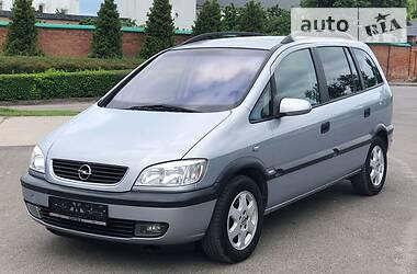 Минивэн Opel Zafira 2003 в Владимир-Волынском