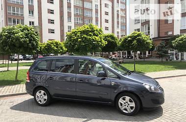 Минивэн Opel Zafira 2011 в Ивано-Франковске