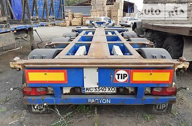 Контейнеровоз полуприцеп Pacton T3-011 2007 в Ковеле