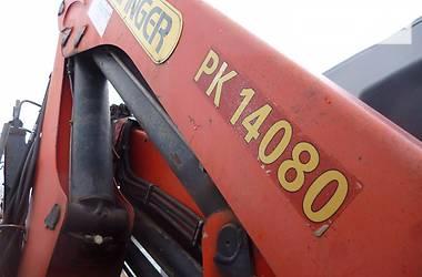 Palfinger PK 2002 в Кременчуге