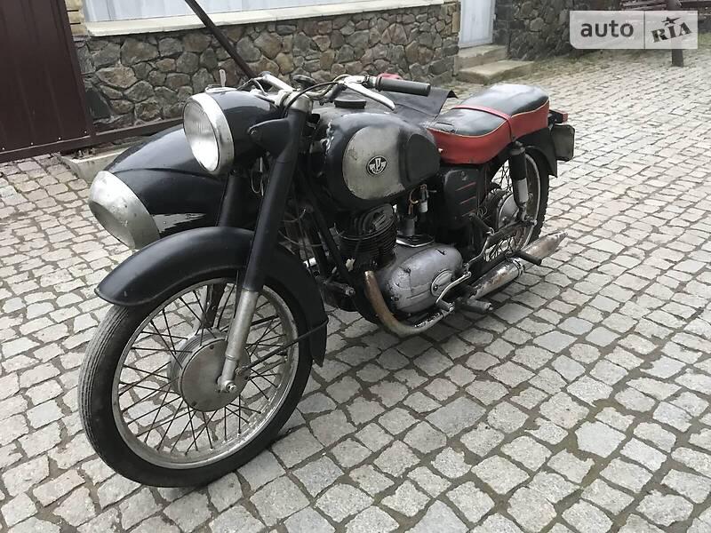 Pannonia T5 1968 в Виннице