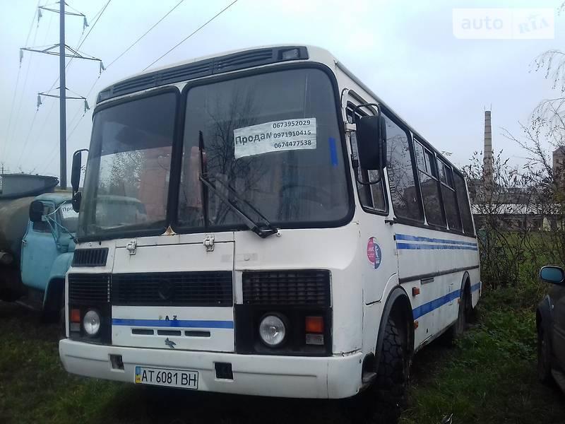 ПАЗ 32051 2006 в Івано-Франківську