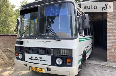Городской автобус ПАЗ 32051 2005 в Ромнах