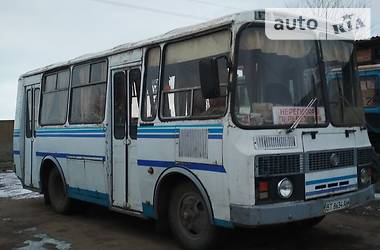ПАЗ 3205 1992 в Каховці