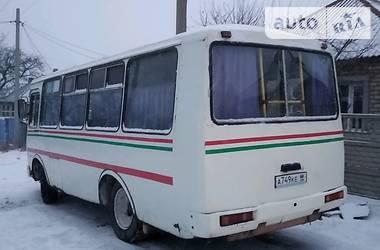 ПАЗ 3205 2003 в Хрустальном