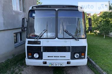 Пригородный автобус ПАЗ 3205 2005 в Тернополе
